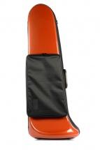Bam Etui Trombone Basse Softpack Orange