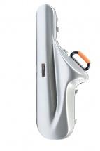 Bam Etui Sax Tenor Cabine La Defense - Aluminium Brosse