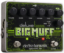 Electro Harmonix Deluxe Bass Big Muff Pi Distortion Sustainer