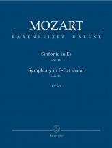 Mozart W.a. - Sinfonie N°39 Es-dur Kv543 - Conducteur De Poche