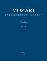 Mozart W.a.  Requiem Kv 626  Conducteur De Poche