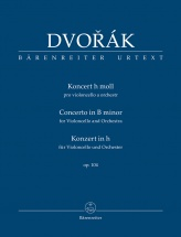 Dvorak A. - Concerto In B Minor Op.104 - Conducteur