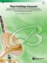 Story Michael - That Holiday Season - Symphonic Wind Band