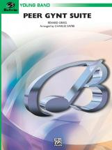 Grieg Edvard - Peer Gynt Suite - Symphonic Wind Band