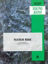 Anderson Leroy - Sleigh Ride - Symphonic Wind Band