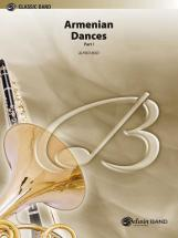 Reed Alfred - Armenian Dances Part 1 - Symphonic Wind Band