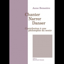 Anne Boissiere - Chanter, Narrer, Danser