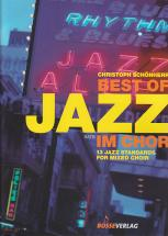 Schonherr Christoph - Best Of Jazz Im Chor - Satb