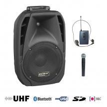 Power Acoustics Be 5400 Uhf Pt Mk2