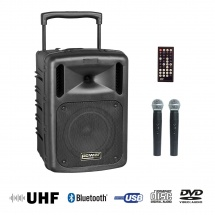 Power Acoustics Be 9610 Uhf Abs
