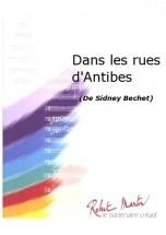 Bechet S. - Martin R. - Dans Les Rues D