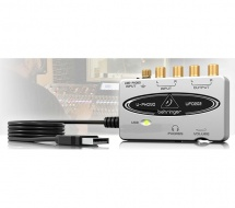 Behringer Ufo202 Interface Audio Usb U-phono