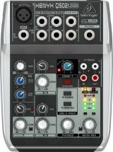 Behringer Q502usb Console De Mixage 5 Entrees