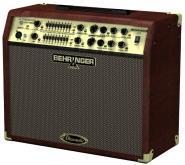Behringer Ultracoustic Acx1800 Ampli Stereo Pour Guitare Acoustique 180 Watts
