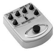 Behringer Bdi21 V-tone Bass Boitier De Direct Avec Emulation D\'ampli Basse