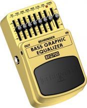 Pedale D\'effet Behringer - Bass Graphic Equalizer Beq700