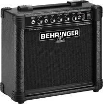 Ampli Basse Behringer Bt108 Ultrabass - 15 Watts