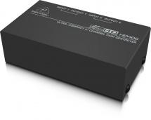 BEHRINGER HD400 SUPRESSEUR DE RONFLEMENTS 2 CANAUX