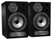 Behringer Ms40 2 X 20w Moniteur Studio Amplifie (paire)