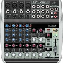 Behringer Q1202usb Console De Mixage 12 Entrees