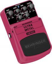 Behringer Um300 Pedale D\'effet Ultra Metal