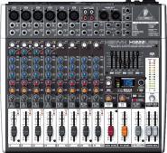 Console De Mixage Behringer X1222 Usb Xenyx - 16 Entrees Avec Effets