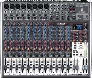 Console De Mixage Behringer X2222 Usb Xenyx - 22 Entrees Avec Effets Fopc