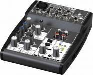 Behringer Xenyx 502 Table De Mixage 5 Entrees