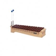 Bergerault Xsd - Xylophone Diatonique Soprano Do5 A La6 + 2 Fa# Et 1 Sib