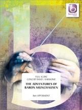 Appermont B. - The Adventures Of Baron Munchausen - Conducteur Orchestre D