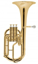 Besson Be152-1-0 - Saxhorn Alto Mib Verni