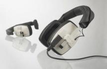 Beyer Dynamic   Dt100-400-gr Casque Studio 400 Ohms Ferm?, Câble 3 M Jack St?r?o, Gris