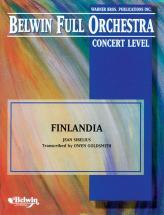 Sibelius Jean - Finlandia - Full Orchestra