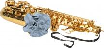 Bg A30a - Alto/clarinette/flute Basse Microfibre Et Soie