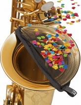Bg France Acsa - Filet De Protection Anti Confettis Pour Saxophone Alto