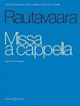 Rautavaara E. - Missa A Cappella - Voix