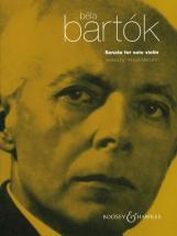 Bartok Bela - Sonata - Violin