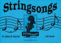 Nelson Sheila M. - Stringsongs - Violin