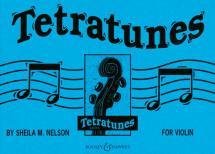 Nelson Sheila M. - Tetratunes - Violin