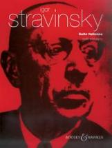 Stravinsky I. - Suite Italienne - Violin And Piano
