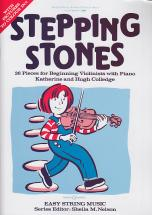 Colledge - Stepping Stones - Violon