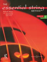 Nelson Sheila M. - The Essential String Method For Violin Vol. 1 - Violin