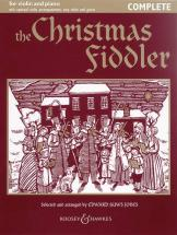 The Christmas Fiddler - Violin  And Piano, Guitar Ad Lib.