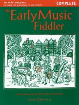 The Early Music Fiddler - Violin  And Piano, Guitar Ad Lib.