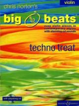 Norton Christopher - Big Beats Techno Treat + Cd - Violon