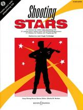 Colledge Hugh / Colledge Katherine - Shooting Stars + Cd - Violin
