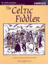 The Celtic Fiddler - Violon, Piano + Cd