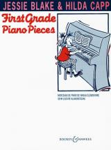 Blake Jessie - First Grade Piano Pieces - Piano