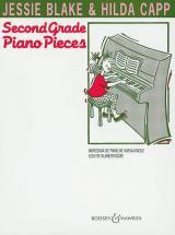 Blake Jessie - Second Grade Piano Pieces - Piano