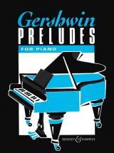 Gershwin George - Preludes - Piano